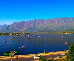Kashmir Tourism Honeymoon